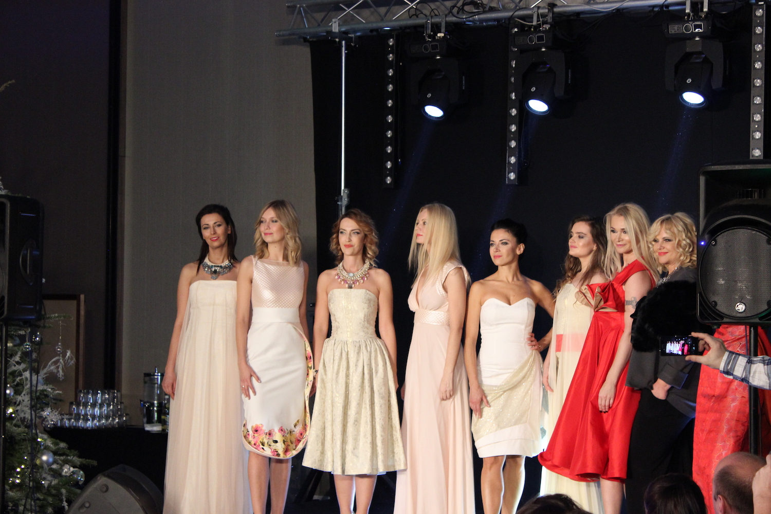 Oasis Spa Salon At The Fashion Show In Warsaw