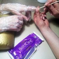 Manicure brazylijski