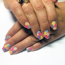 manicure classical