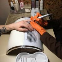 manicure frezarkowy