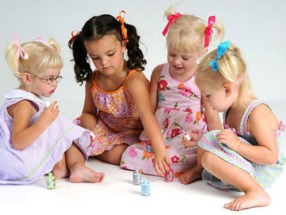 Manicure for kids
